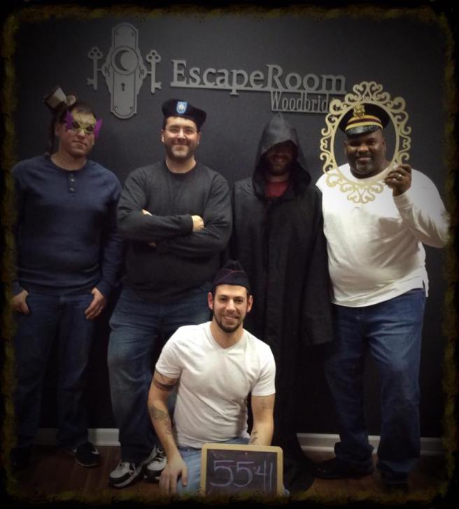 Da Vinci Workshop Escape Room